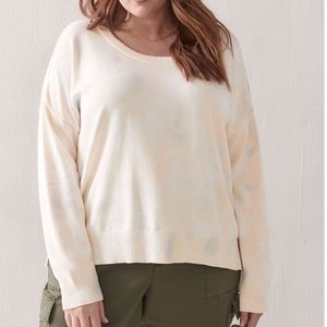 SANCTUARY Sunsetter Tie Dye Sweater Cloud …